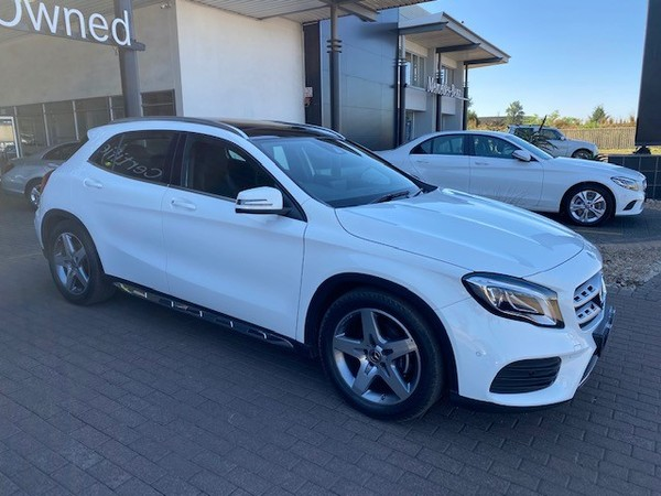 2018 Mercedes-Benz GLA-Class 200 Auto Mpumalanga Witbank_0
