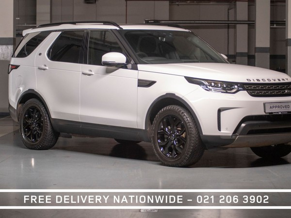 2017 Land Rover Discovery 3.0 TD6 SE Western Cape Tokai_0