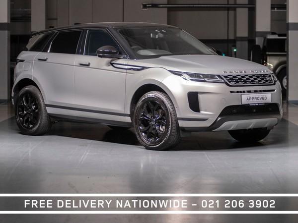 2019 Land Rover Evoque 2.0D SE 132KW D180 Western Cape Tokai_0