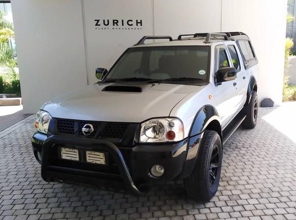 2018 Nissan NP300 Hardbody 2.5 TDi HI-RIDER Double Cab Bakkie Kwazulu Natal Umhlanga Rocks_0
