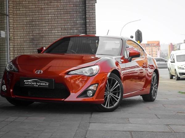 2013 Toyota 86 2.0 High At  Kwazulu Natal Pietermaritzburg_0
