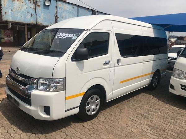 2014 Toyota Quantum 2.7 14 Seat  Gauteng Roodepoort_0