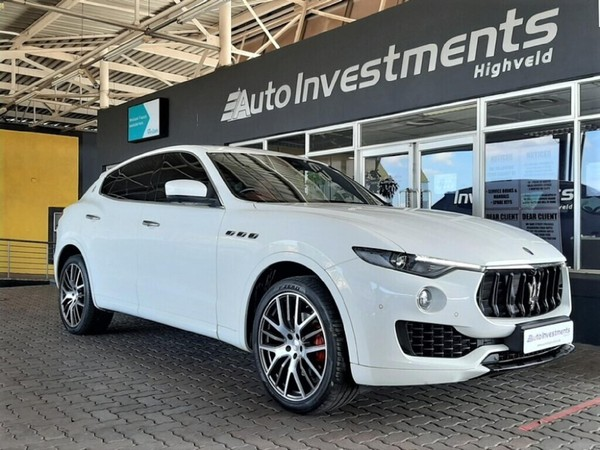 2017 Maserati Levante Diesel Gauteng Centurion_0