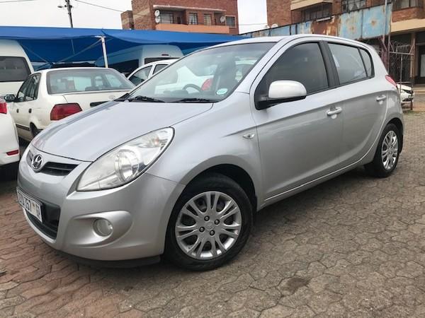 2010 Hyundai i20 1.4  Gauteng Roodepoort_0