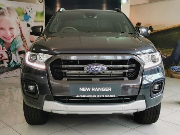 2020 Ford Ranger 2.0TDCi WILDTRAK 4X4 Auto Double Cab Bakkie Gauteng Menlyn_0