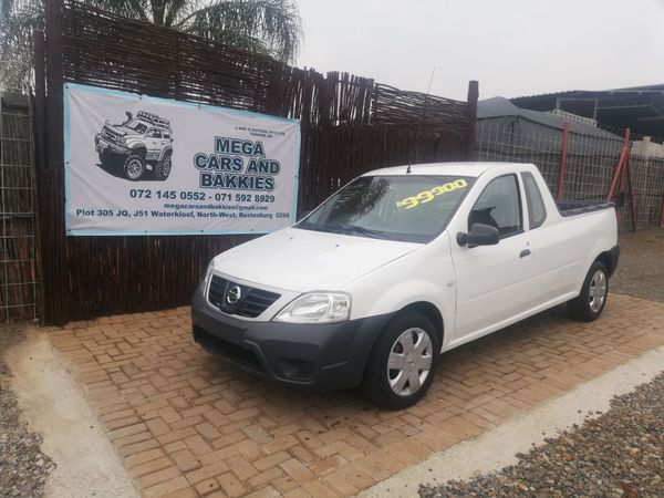 2014 Nissan NP200 1.6  Pu Sc  North West Province Rustenburg_0