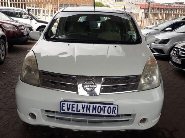 2010 Nissan Livina 1.6 Acenta  Gauteng Johannesburg_0