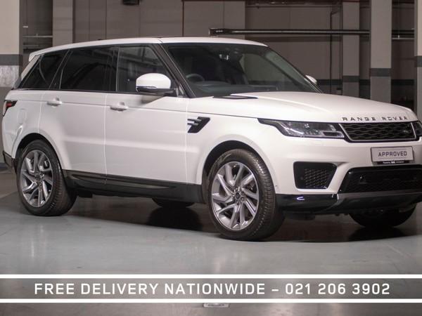 2020 Land Rover Range Rover Sport 3.0D HSE 190KW Western Cape Tokai_0