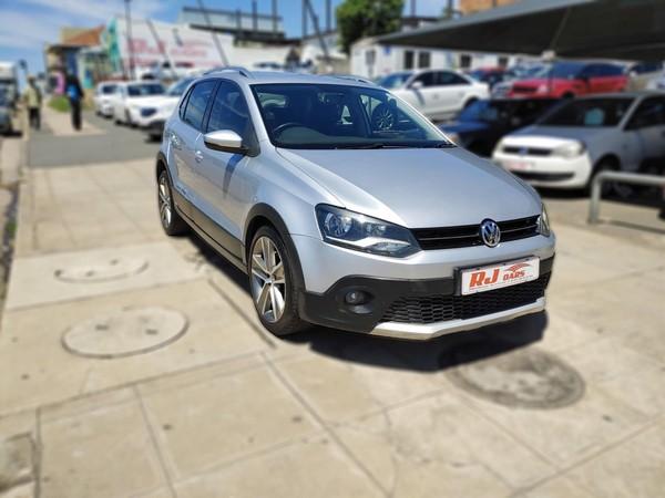 2012 Volkswagen Polo 1.6 Tdi Cross  Kwazulu Natal Durban_0