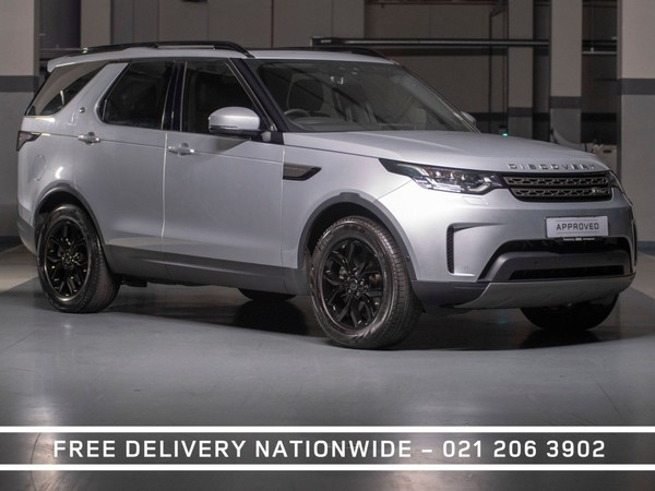 2020 Land Rover Discovery 2.0D SE Western Cape Tokai_0