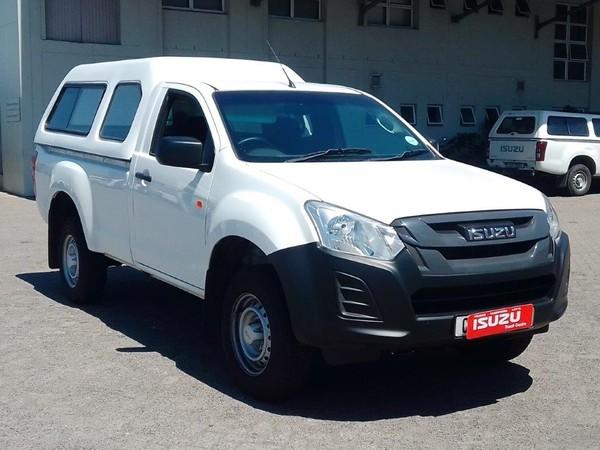 2020 Isuzu D-MAX 250C Single Cab Bakkie Western Cape Cape Town_0