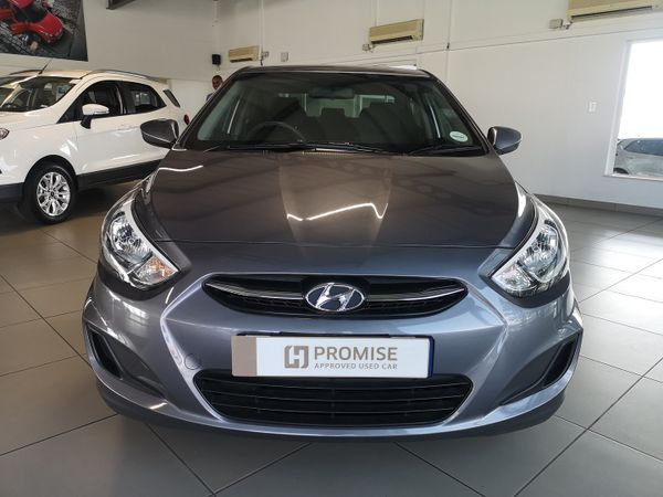 2019 Hyundai Accent 1.6 Gl  Gauteng Sandton_0