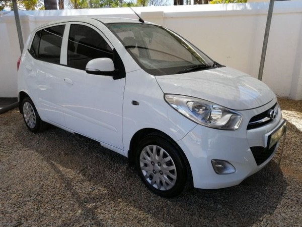 2013 Hyundai i10 1.25 Gls At  Western Cape Vredendal_0