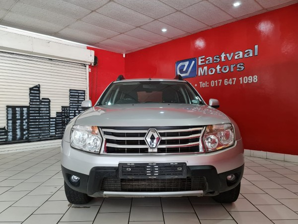 2015 Renault Duster 1.5 dCI Dynamique Mpumalanga Bethal_0