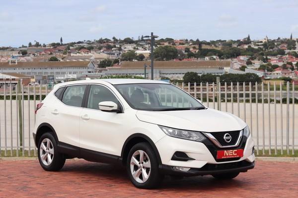 2019 Nissan Qashqai 1.2T Acenta CVT Eastern Cape Port Elizabeth_0