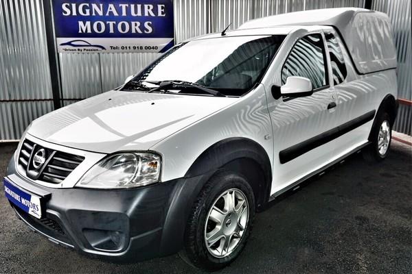 2013 Nissan NP200 1.5 Dci Se Pusc  Gauteng Boksburg_0