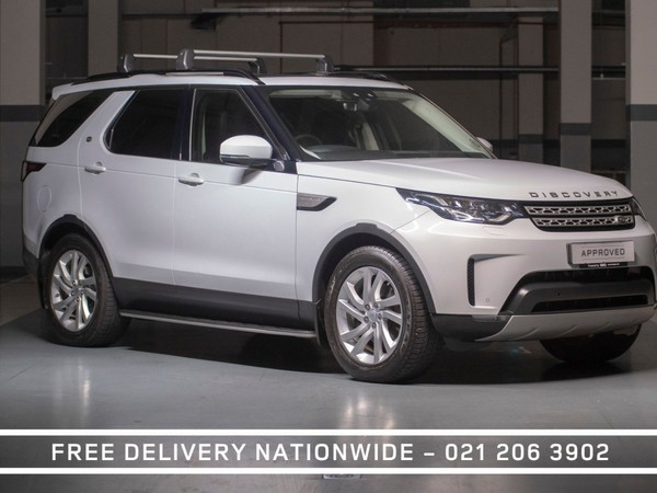 2019 Land Rover Discovery 3.0 TD6 HSE Western Cape Tokai_0