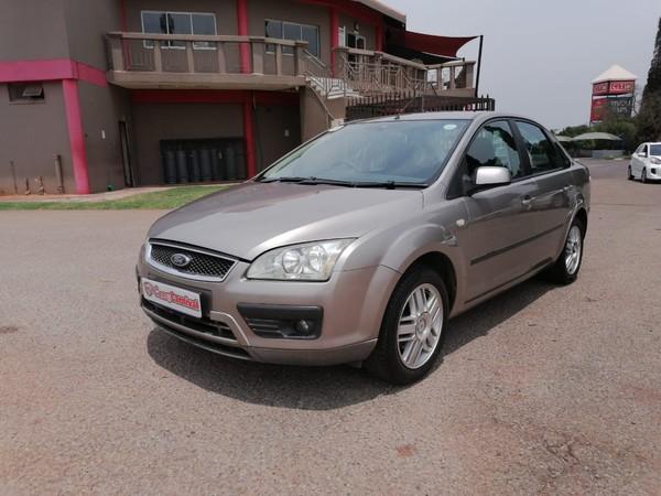 2005 Ford Focus 2.0 Trend  Gauteng Brakpan_0