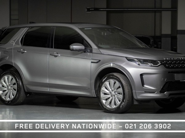 2020 Land Rover Discovery Sport 2.0D SE R-Dynamic D180 Western Cape Tokai_0