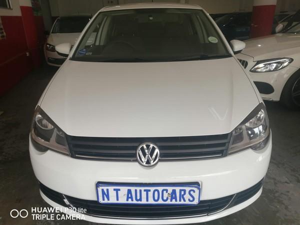 2017 Volkswagen Polo Vivo GP 1.4 Trendline Gauteng Johannesburg_0
