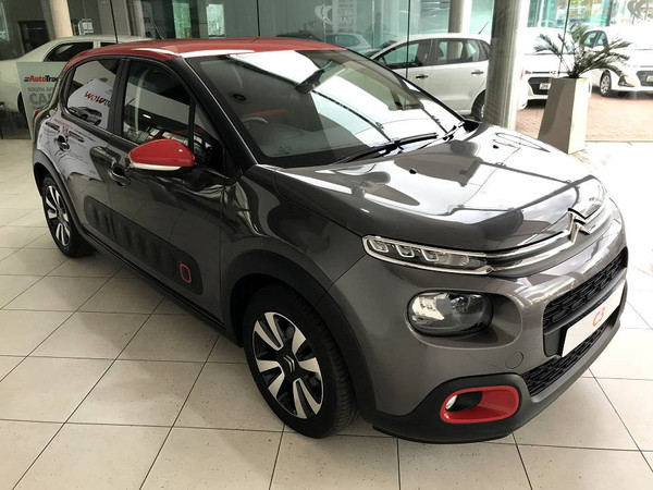 2020 Citroen C3 1.2 Puretech Feel 60kW Mpumalanga Nelspruit_0