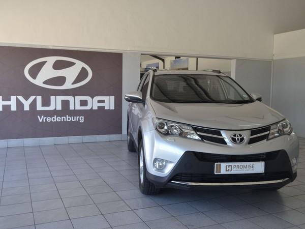 2014 Toyota Rav 4 2.2D VX Auto Western Cape Vredenburg_0