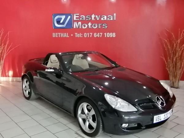 2005 Mercedes-Benz SLK-Class Slk 350 At  Mpumalanga Bethal_0