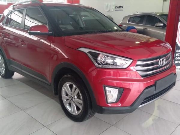 2017 Hyundai Creta 1.6 Executive Auto Kwazulu Natal Durban_0