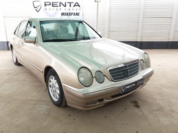 2001 Mercedes-Benz E-Class E240 V6 Elegance At  Limpopo Mokopane_0