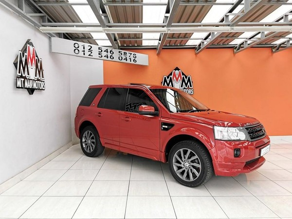 2011 Land Rover Freelander Ii 2.2 Sd4 Hse At  Gauteng Pretoria_0