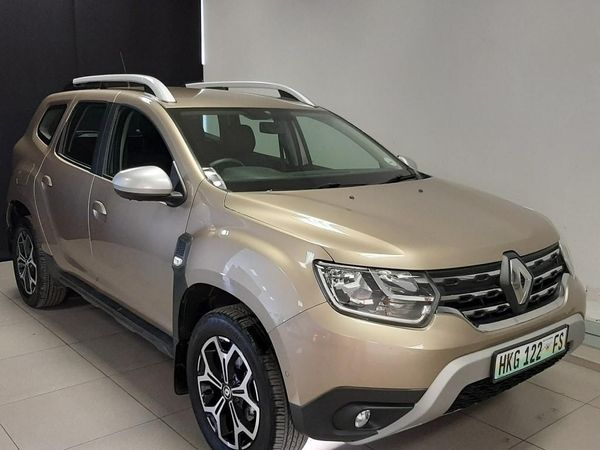 2018 Renault Duster 1.5 dCI Prestige EDC Free State Bethlehem_0