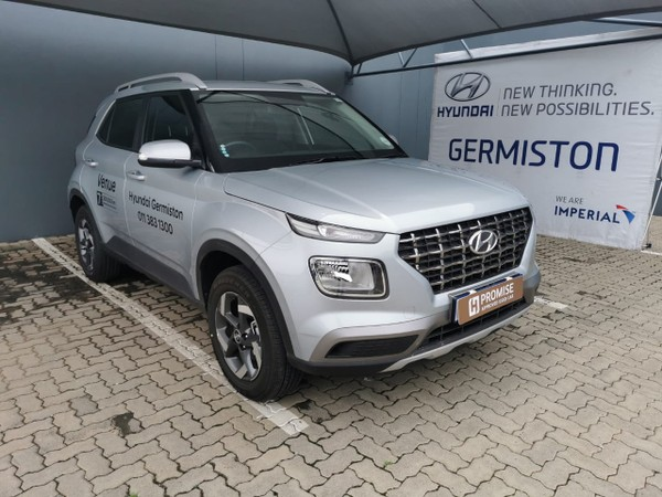 2020 Hyundai Venue 1.0 TGDI Fluid Gauteng Germiston_0