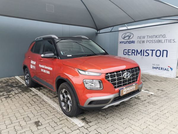 2020 Hyundai Venue 1.0 TGDI Fluid Gauteng Germiston_0