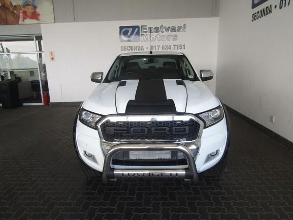 2016 Ford Ranger 3.2TDCi XLT 4X4 Auto Double Cab Bakkie Mpumalanga Secunda_0