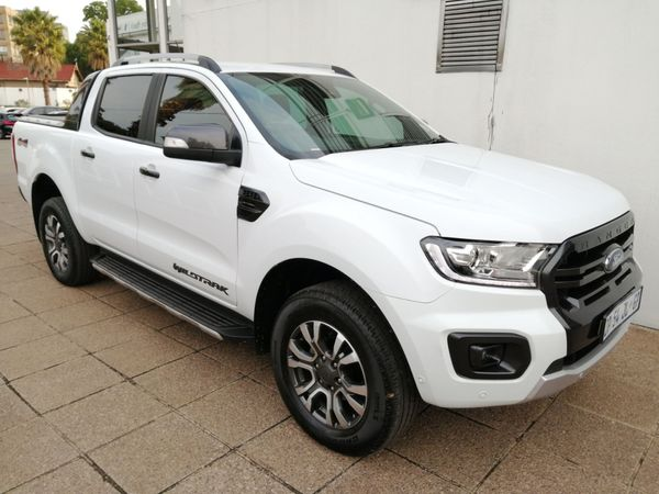 2020 Ford Ranger 2.0TDCi WILDTRAK 4X4 Auto Double Cab Bakkie Gauteng Germiston_0