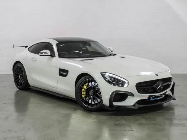 2016 Mercedes-Benz AMG GT 2016 Mercedes-AMG GT GT S Coupe Gauteng Kyalami_0