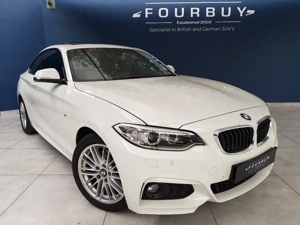 2016 BMW 2 Series 220i M Sport Auto Gauteng Four Ways_0