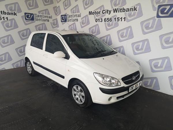 2011 Hyundai Getz 1.4 Hs  Mpumalanga Witbank_0