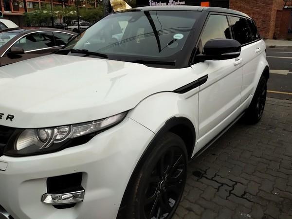 2014 Land Rover Evoque 2.2 SD4 HSE Dynamic Gauteng Pretoria_0