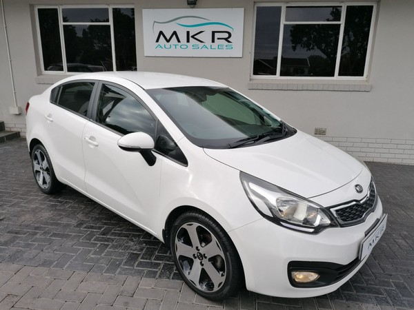2013 Kia Rio Rio1.4 Tec 4dr At  Eastern Cape Port Elizabeth_0