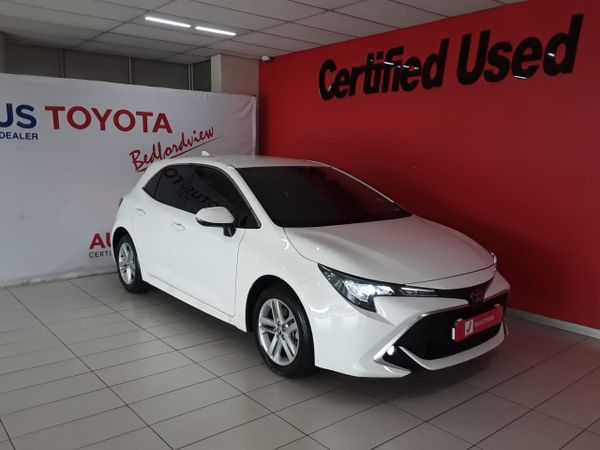2020 Toyota Corolla 1.2T XR CVT 5-Door Gauteng Edenvale_0