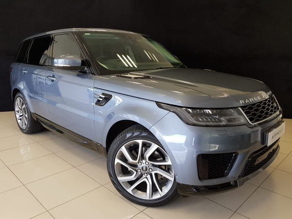 2018 Land Rover Range Rover Sport 3.0D HSE 225KW Western Cape George_0