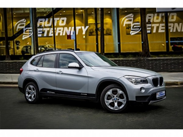 2013 BMW X1 Sdrive20i  At  Gauteng Alberton_0