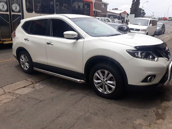2014 Nissan X-Trail 2.0 4x2 Xe r79r85  Gauteng Jeppestown_0