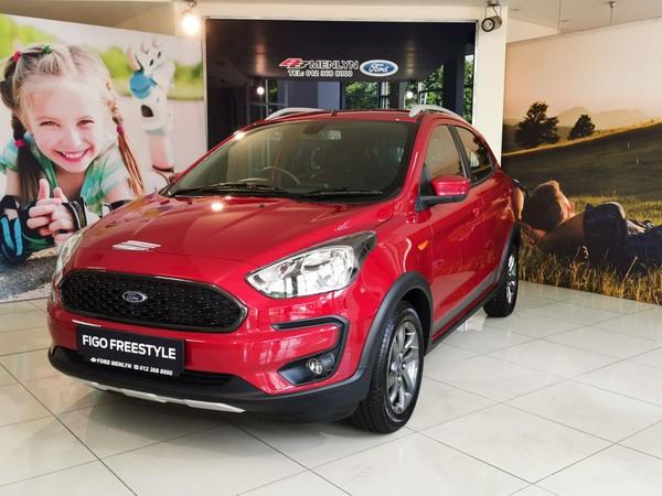 2020 Ford Figo Freestyle 1.5Ti VCT Titanium 5-Door Gauteng Menlyn_0