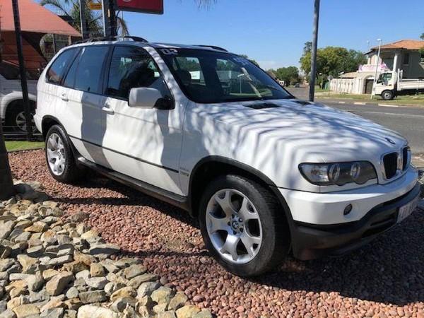 2002 BMW X5 3.0d At  Gauteng Boksburg_0