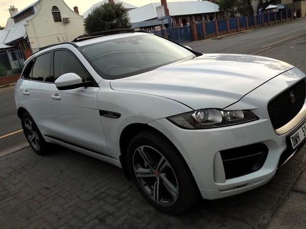 2018 Jaguar F-Pace 2.0 R-Sport Auto 221KW Gauteng Pretoria_0