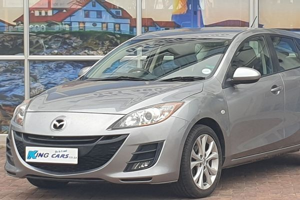 2011 Mazda 3 1.6 Sport Dynamic  Eastern Cape Port Elizabeth_0