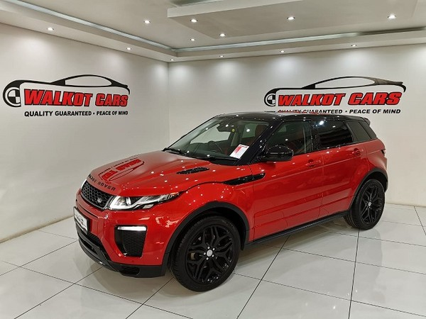 2016 Land Rover Evoque 2.2 SD4 HSE Dynamic Kwazulu Natal Newcastle_0