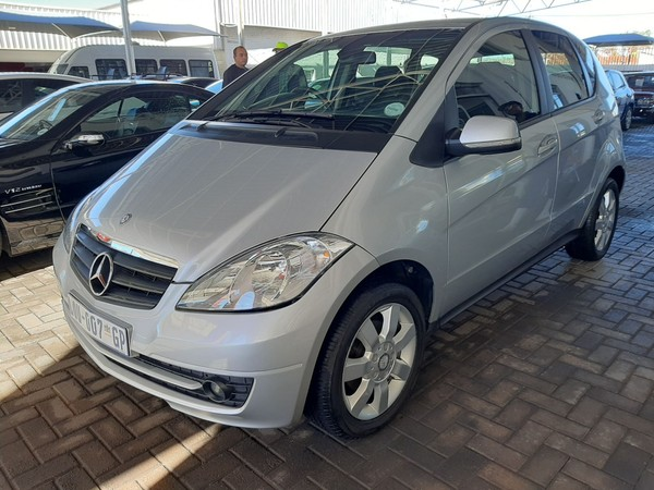 2010 Mercedes-Benz A-Class A 180 Avantgarde At  Free State Bloemfontein_0